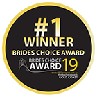 Marry Me Marilyn Rainbow Pride Celebrant Winner Bride's Choice Awards 2019