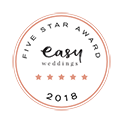 Marry Me Marilyn_Rainbow Pride Celebrant 2018 EW 5 Star Awards